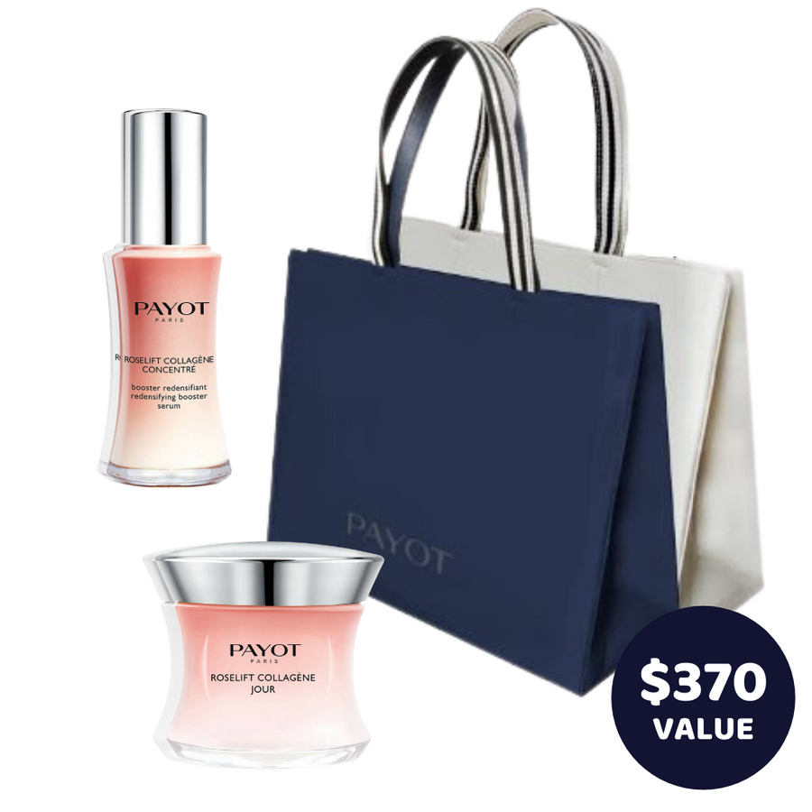 Payot Duo Kit with Tote - Roselift Collagene