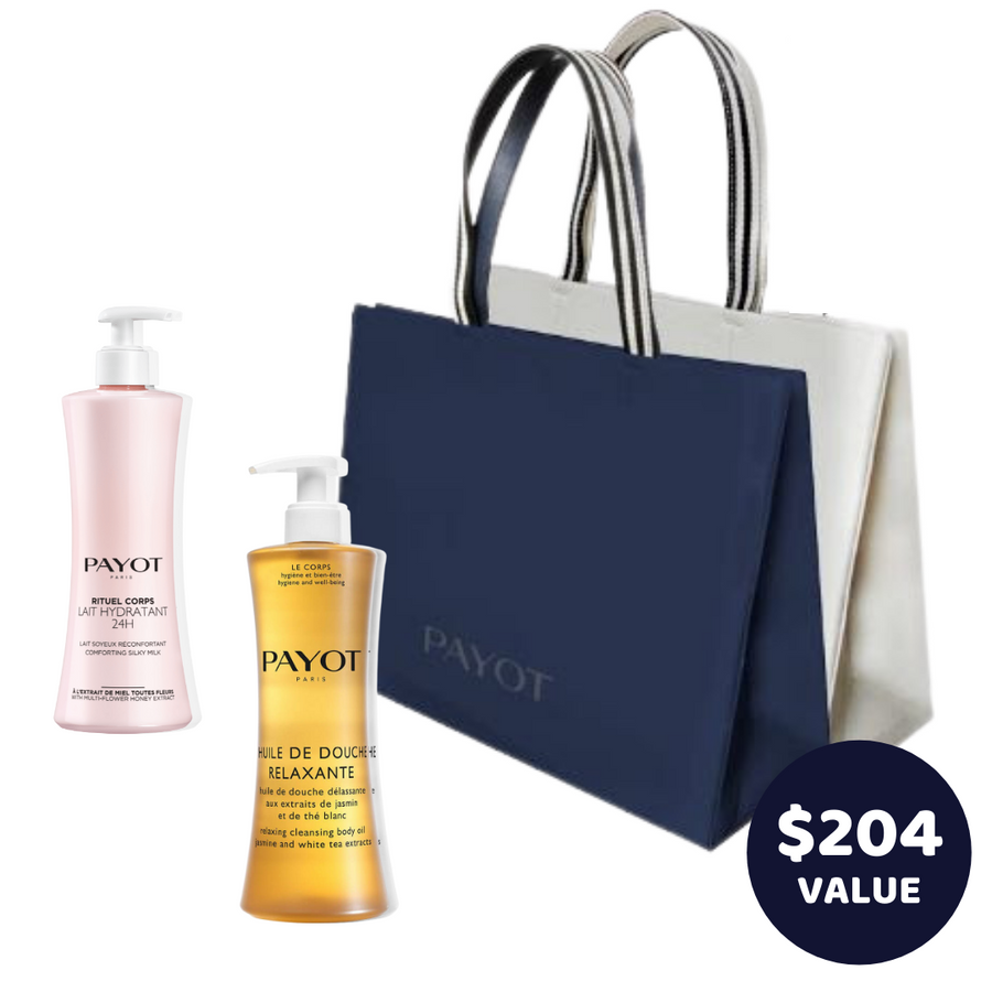 Payot Duo Kit with Tote - Body