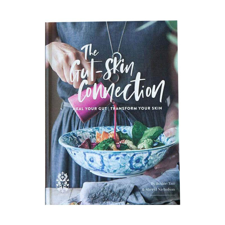 Bestow The Gut Skin Connection Book