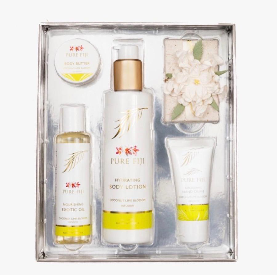 Pure Fiji Deluxe Luxury Gift Set