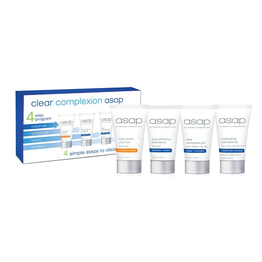 ASAP Clear Complexion Pack 4x50ml