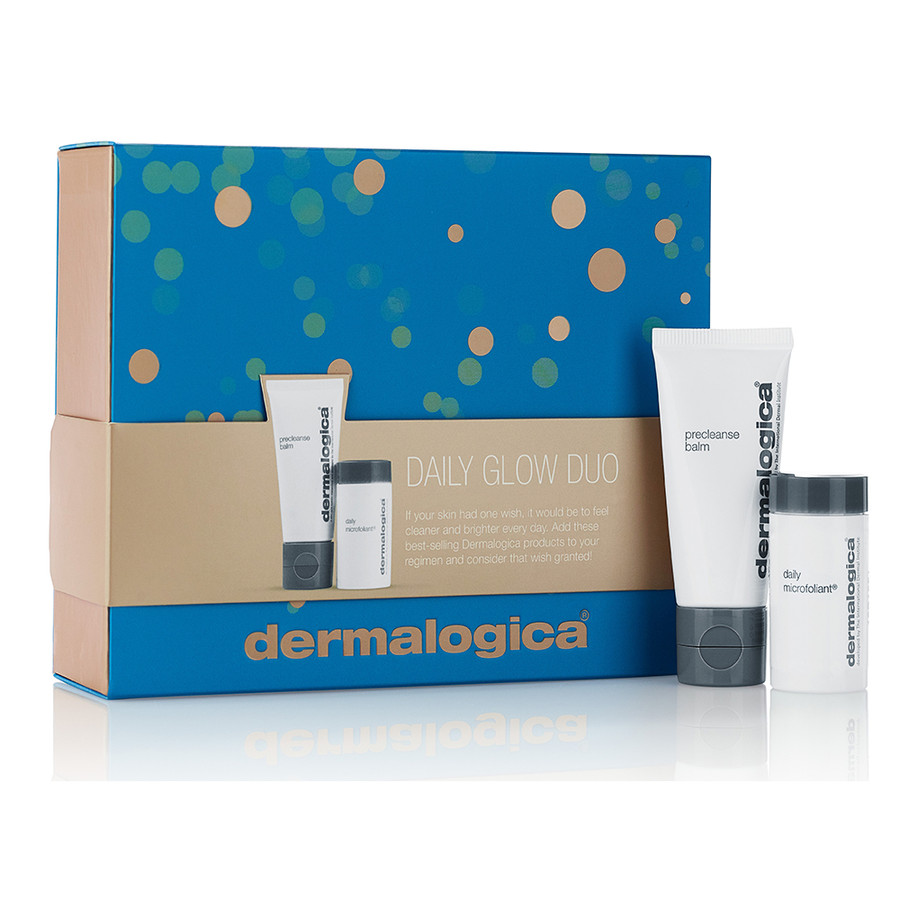 Dermalogica daily duo glow gift set