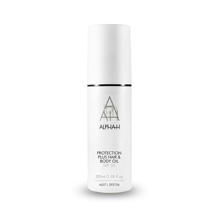 Protection Plus Hair & Body Oil 100ml