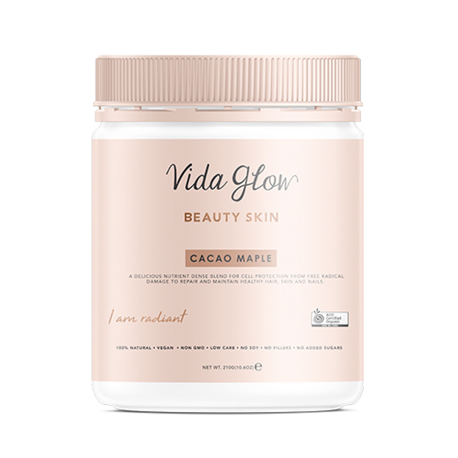Vida Glow Beauty Powder - Skin 210g