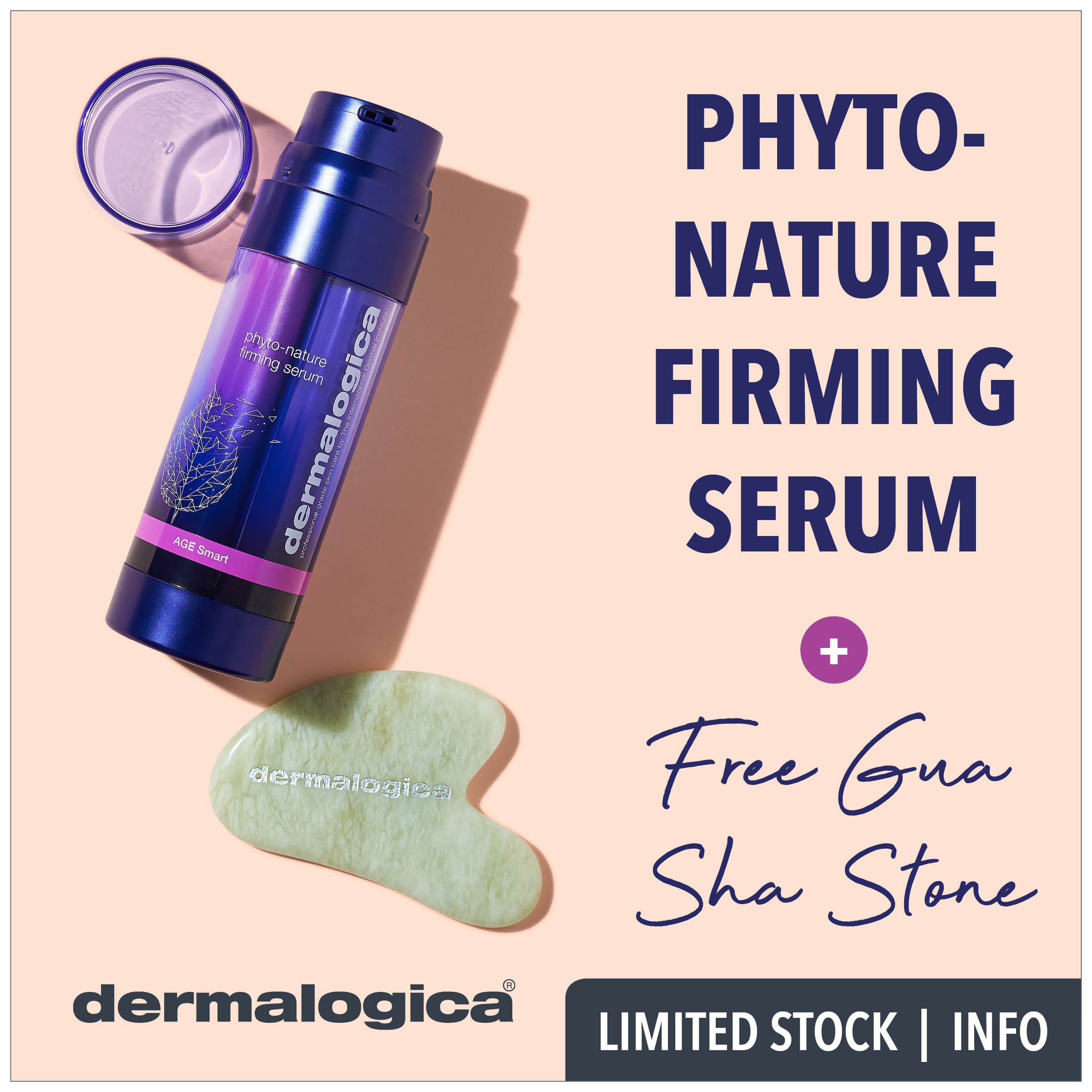 free gift with dermalogica phyto nature firming serum