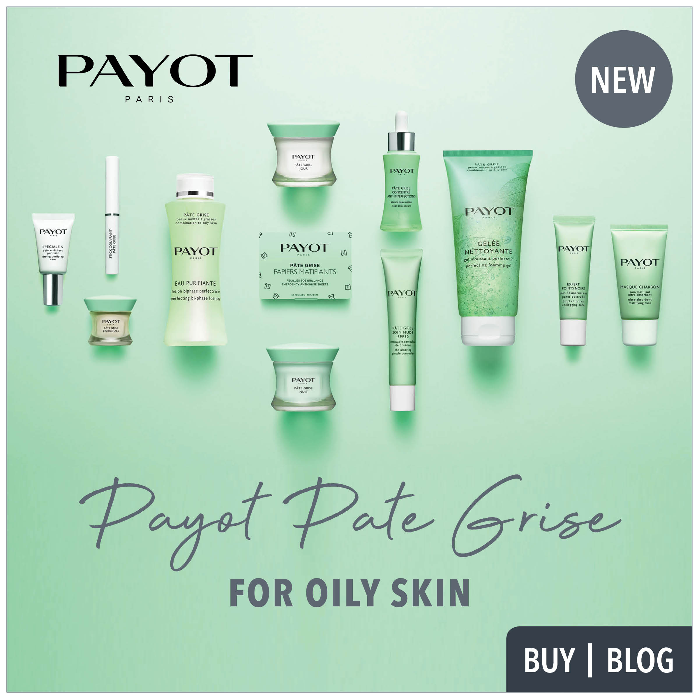 payot pate grise from prodermal