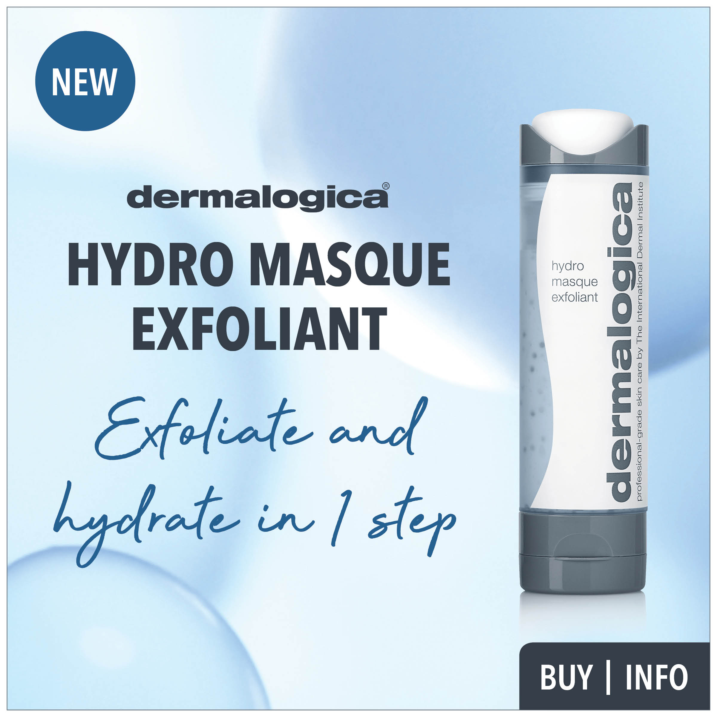 dermalogica hydro masque exfoliant from prodermal