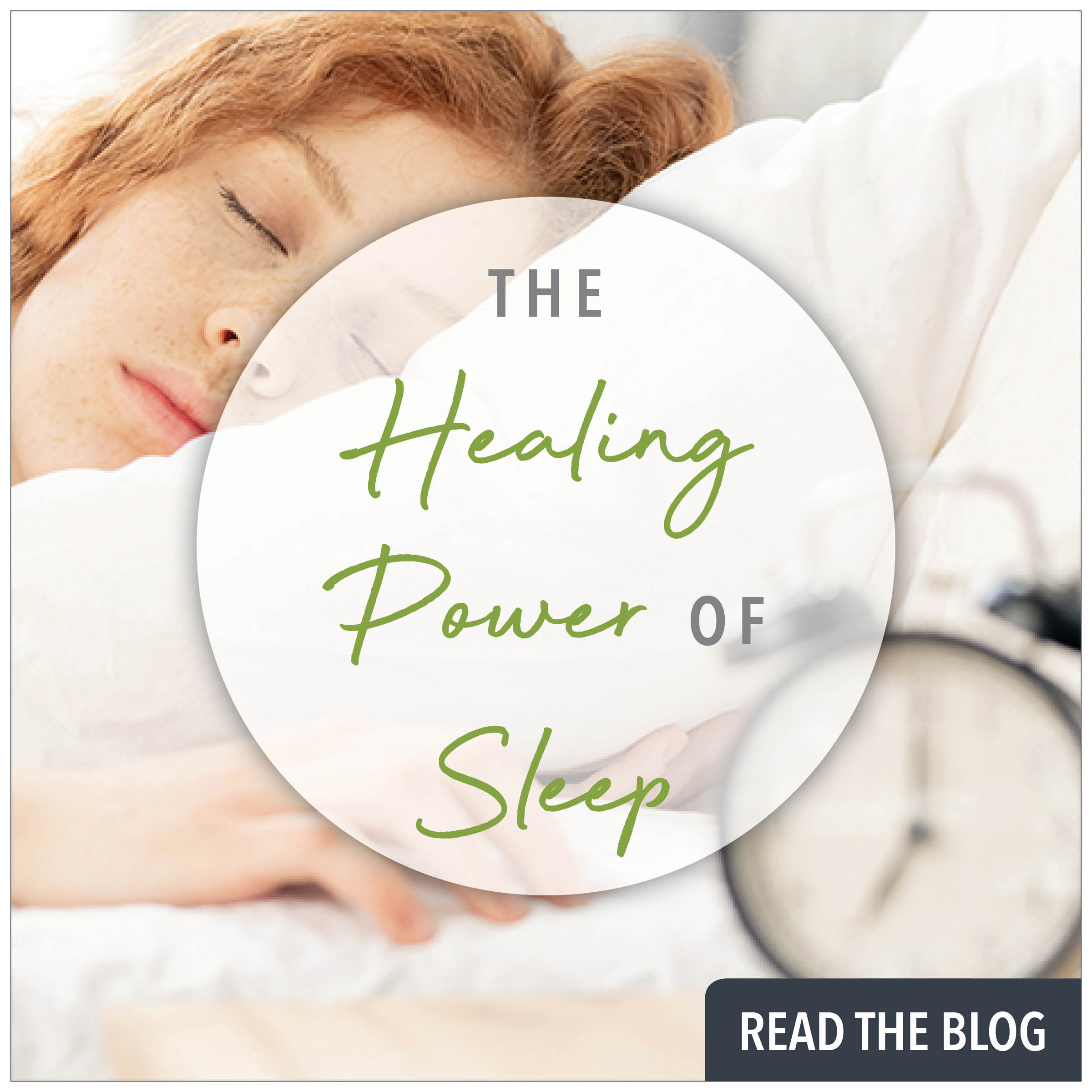 the healing power of sleep by prodermal