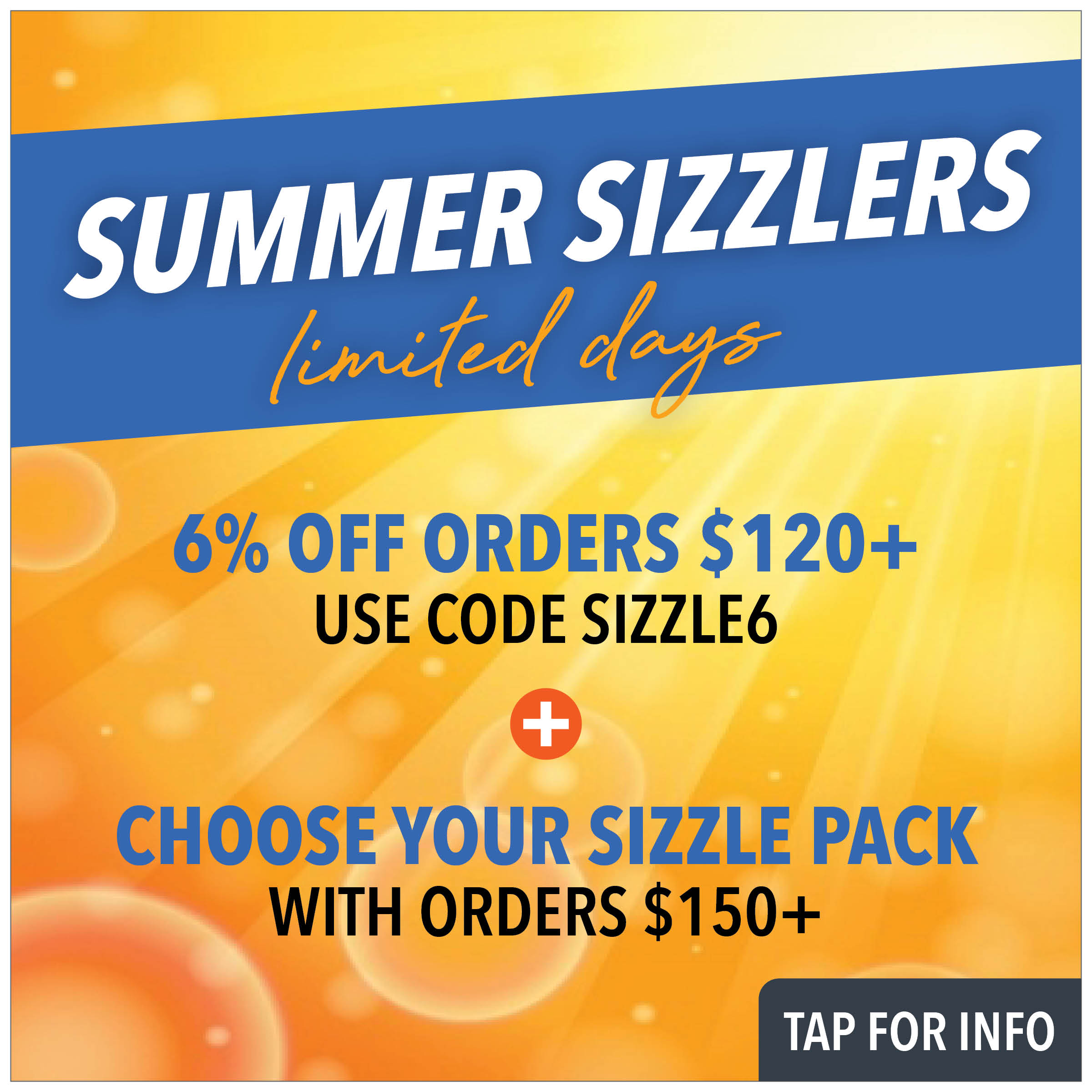 summer sizzlers from prodermal