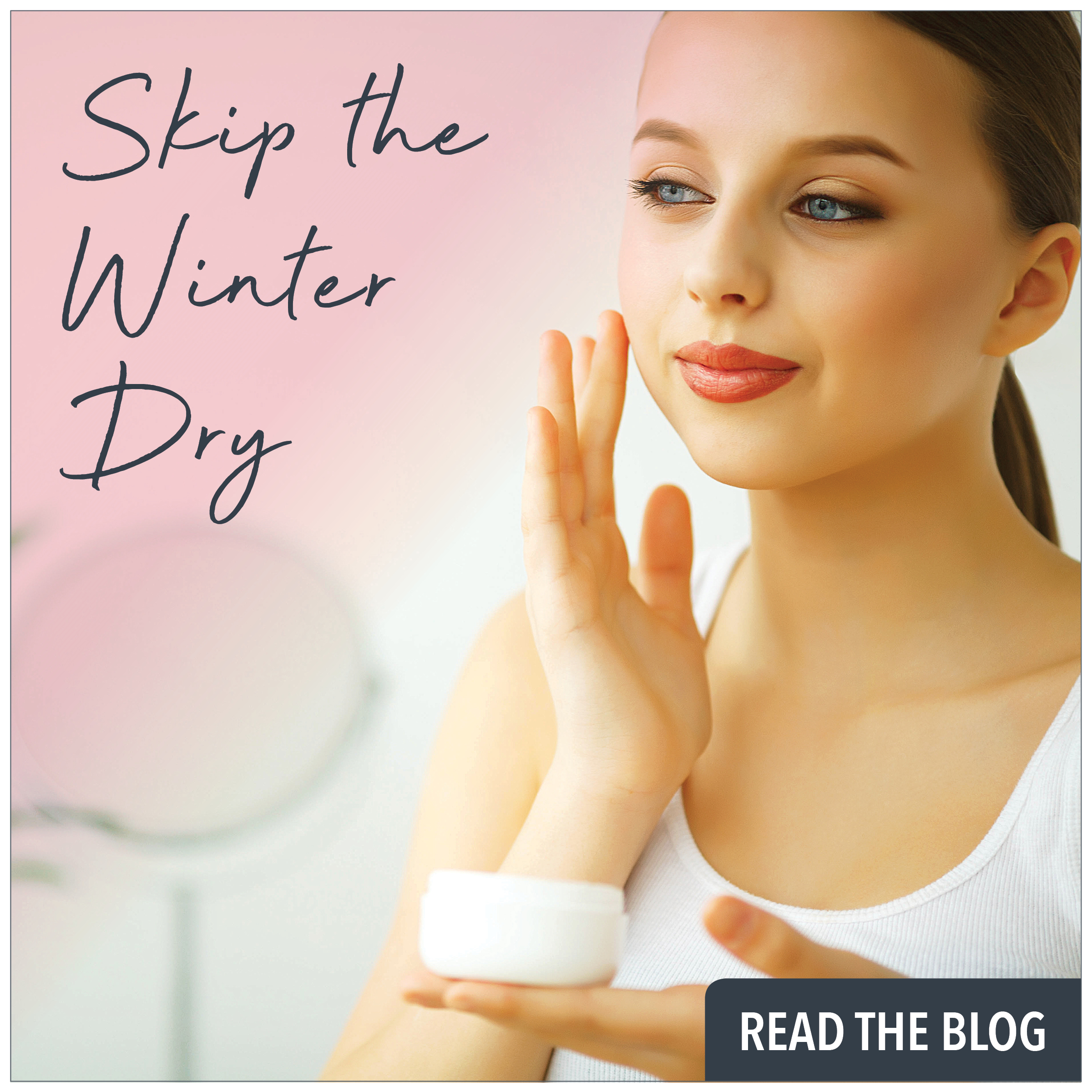 skip the winter dry with prodermal