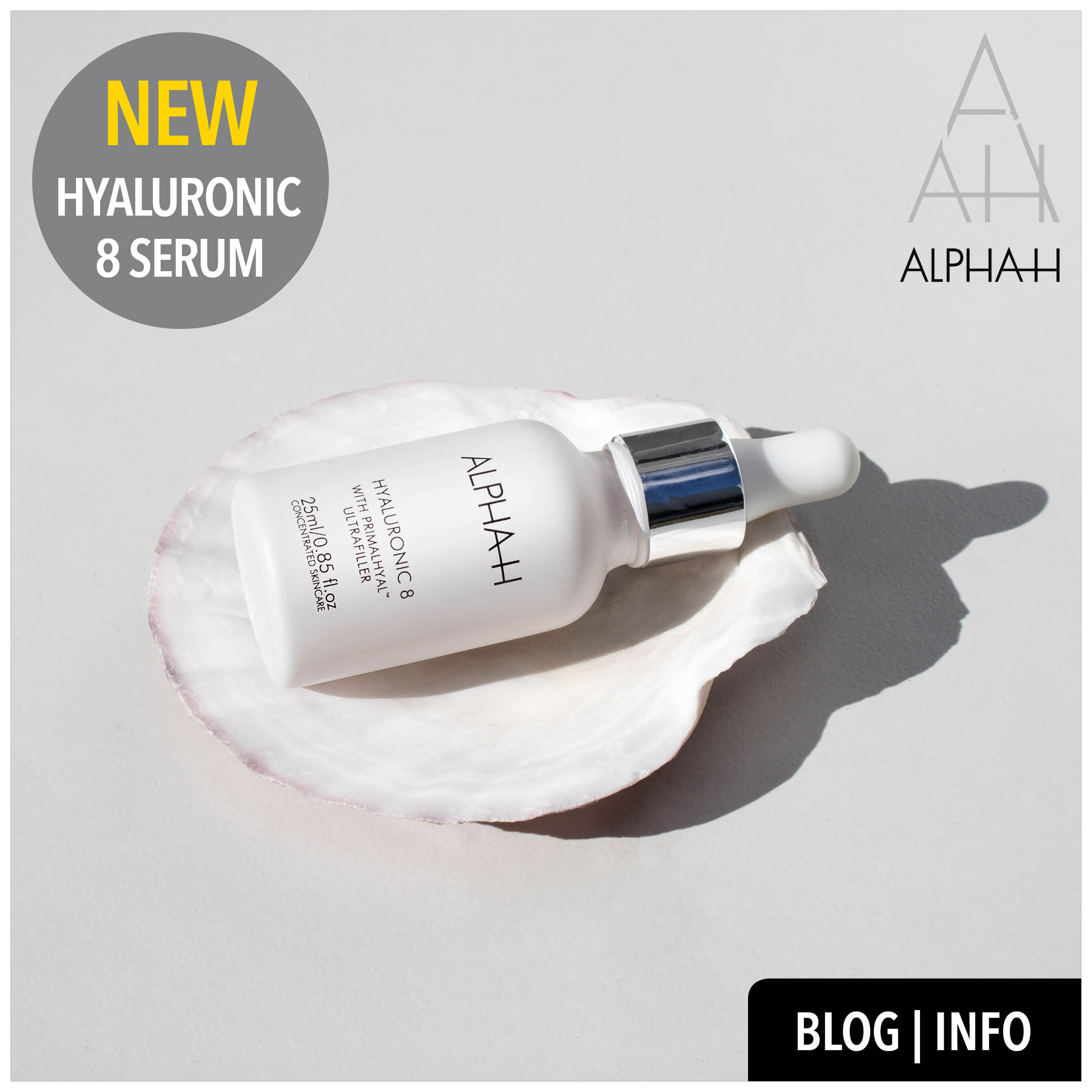 new alpha-h hyaluronic 8 serum