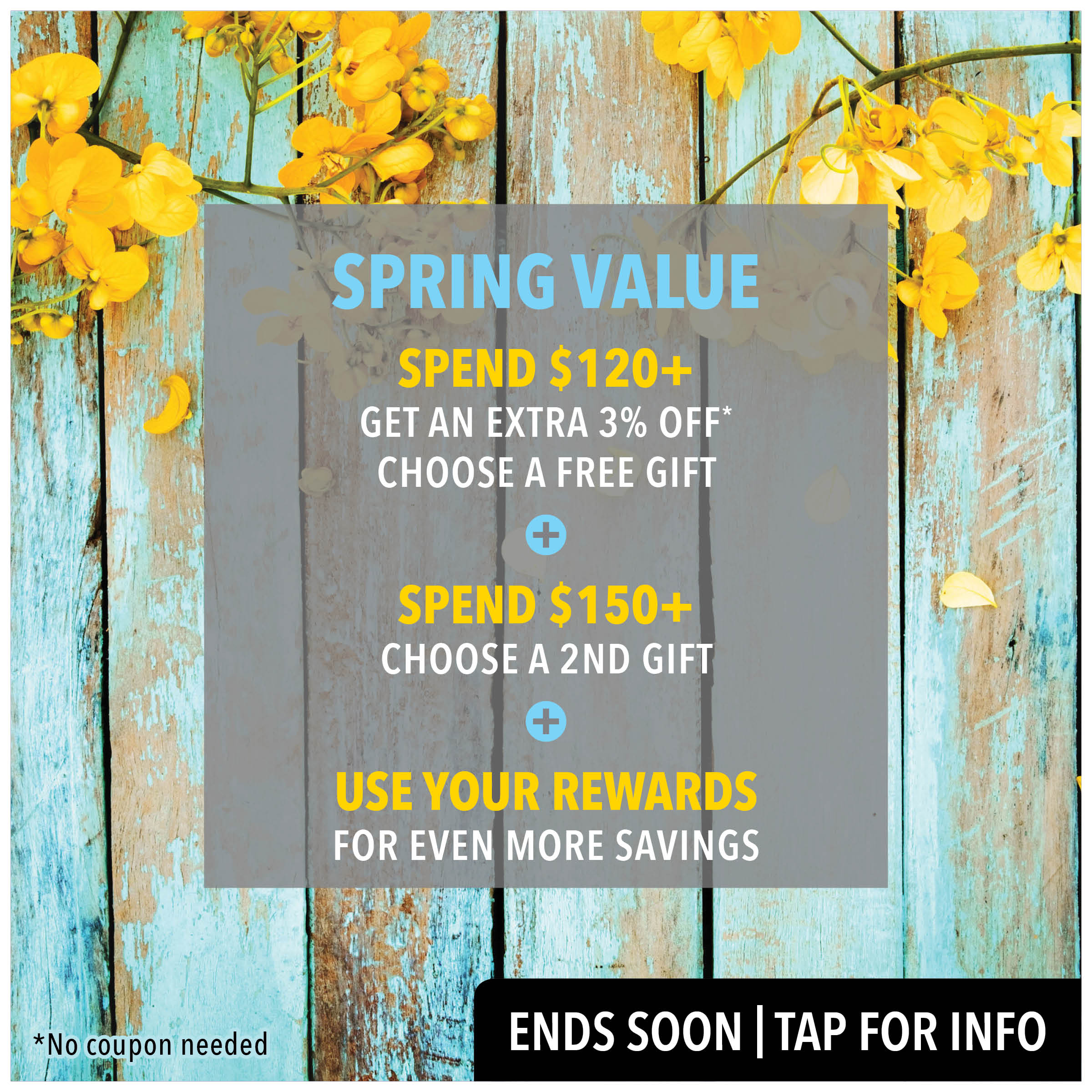 great spring value at Prodermal