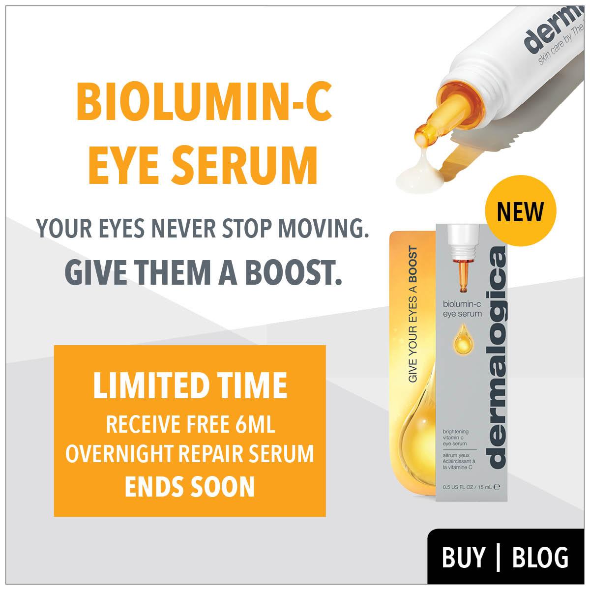 dermalogica biolumin-c eye serum from prodermal