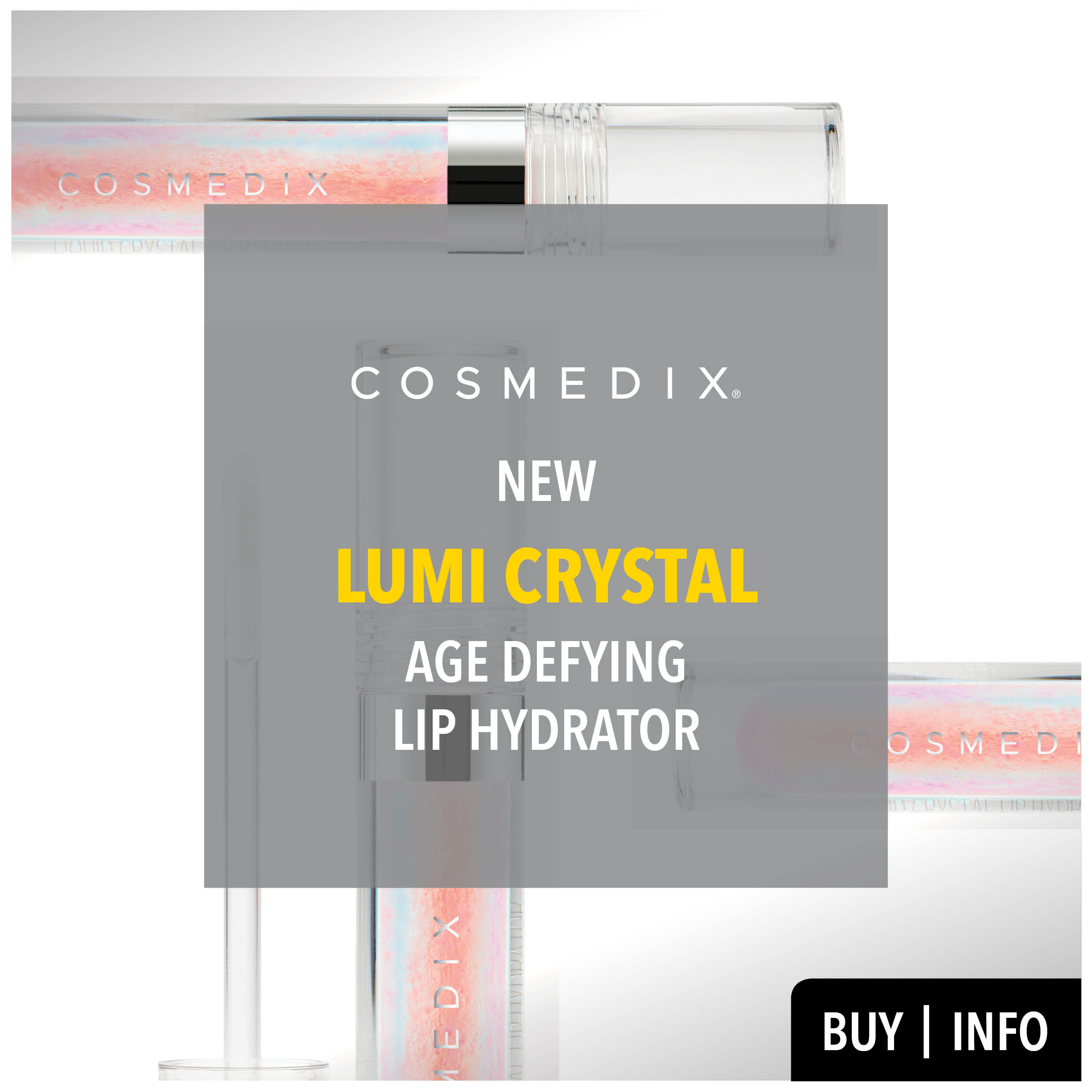 new cosmedix lumi crystal