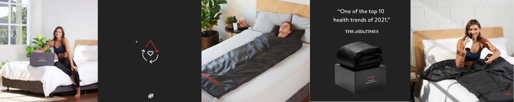 MiHigh Infrared Sauna Blanket
