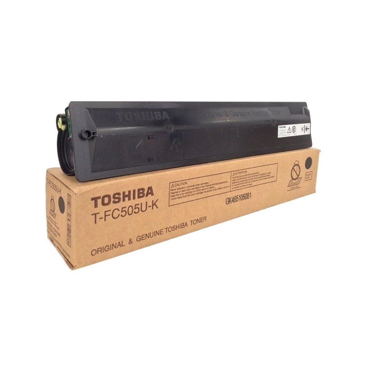 Genuine Toshiba T-FC50U-K Black Toner Cartridge