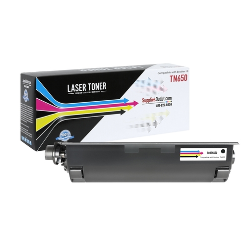 Dell 593-BBMF Compatible Toner Cartridge 5-Pack