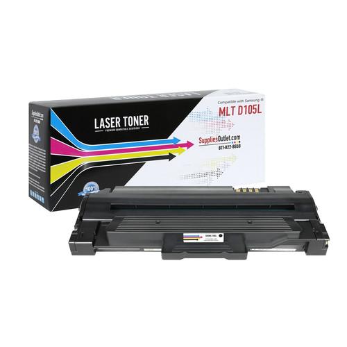 Supply Spot offers 3 Pack Black Compatible SCX-4100D3 Toner Cartridge For Samsung SCX-4100 Printers SCX4100D3