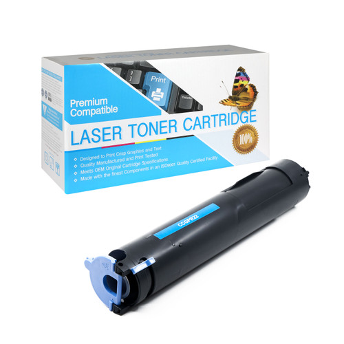Black,1-Pack AB Volts Compatible Toner Cartridge Replacement for Canon GPR22 0386B003AA for imageRUNNER 1023 1023N 1023IF 1025 1025N 1025IF