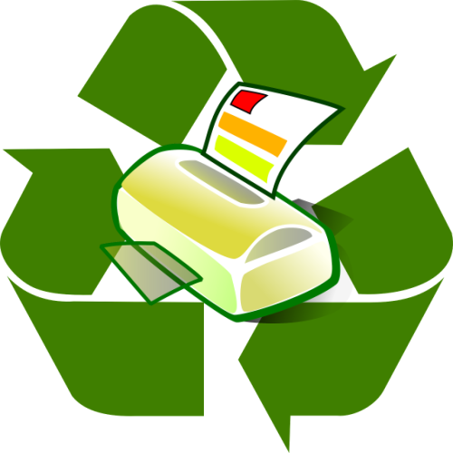 Environmentally Friendly Printing Practices
