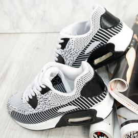 Larry White Sport Kids Trainers Sneakers