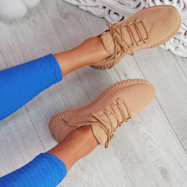 Lya Camel Sport Trainers