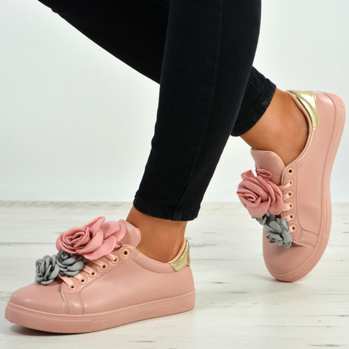 Payten Pink Rose Trainers