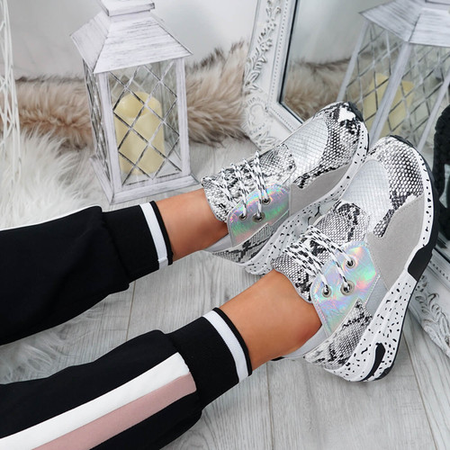 Infa Snake Trainers