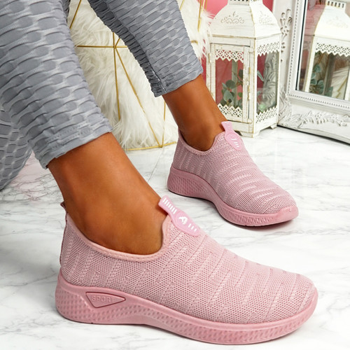 Monne Pink Sport Trainers