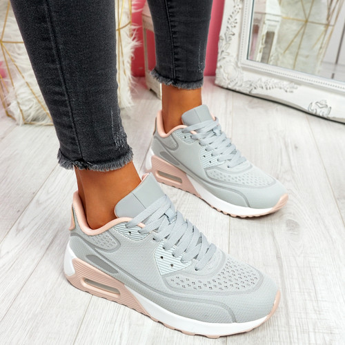Paddo Grey Trainers