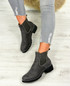 Eden Grey Suede Chelsea Boots