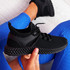 Lya Black Sport Trainers