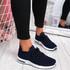 Gummy Navy Sport Sneakers