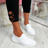 Enny White Running Trainers