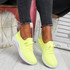 Loky Fluorescent Running Trainers