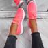 Loky Phloxine Fuchsia Running Trainers