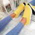 Neya Yellow Slip On Trainers