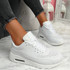 Geppy White Fashion Trainers