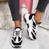 Loppa Black Chunky Sneakers