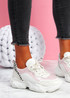 Unna Pink Chunky Trainers