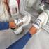 Eveny Serpentine Chunky Sneakers