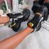 Gylo Black Snake Chunky Trainers