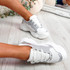 Lonne Silver Chunky Sneakers
