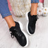 Kimme Black Trainers