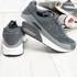Larry Grey Sport Kids Trainers Sneakers