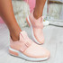 Zonna Pink Sport Trainers
