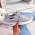 Bimma Grey Knit Trainers