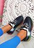 Rufo Black Rainbow Sneakers