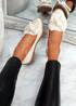 Joppa Gold Ballerinas