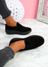 Lote All Black Slip On Sport Trainers
